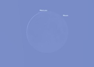Mercury Occultation June 2014