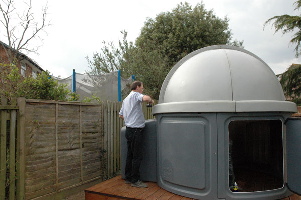 Image Gallery home observatory kits